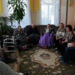 Час досуга в Боргустанском ОВП
