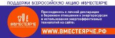 Декларация о личном вкладе в повышение энергоэффективности экономики россии
