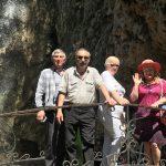Социальная экскурсия на Медовые водопады