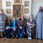 Социальная экскурсия в храм Суворовское ОВП