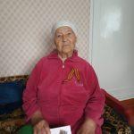 Сотникова Мария Александровна, вдова УВОВ Винсады