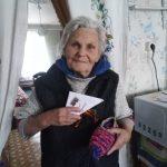 Жданова Ольга Степановна, вдова УВОВ, Винсады