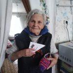 Жданова Ольга Степановна, вдова УВОВ, Винсады1