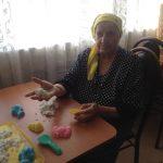 Занятив Школе для пожилых Бевешевское ОВП