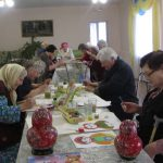 Занятия в Школе для Пожилывх в ОВП Винсадвы